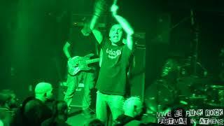 ΕΝΟΧΛΗΣΗ live at Vive Le Punk Rock Festival in Athens on Feb. 17th 2018 !