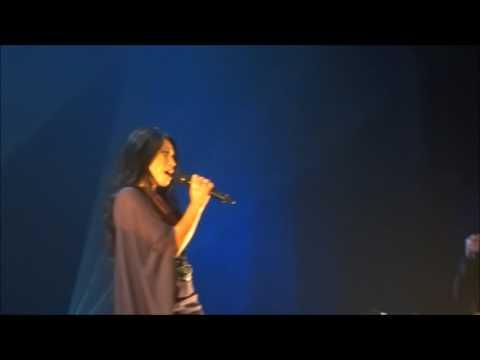 Anggun - Face Au Vent @ Casino Barrière, Lille 01/04/17