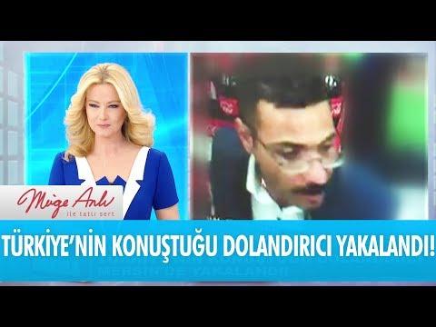 Türkiye'nin konuştuğu dolandırıcı Cüneyt Dikici yakalandı! - Müge Anlı İle Tatlı Sert 6 Kasım