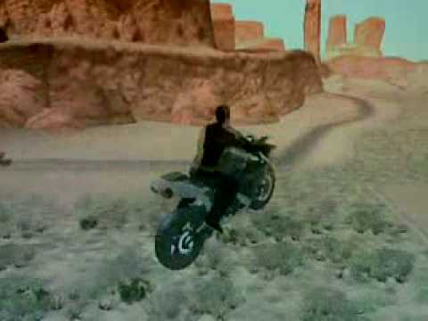 flying bike in gta sanandreas
