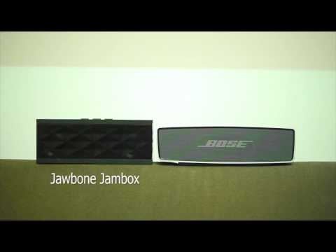 Audiotest Jambox vs Soundlink Mini