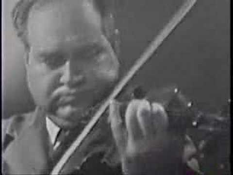 David Oistrakh plays Variations on a theme of Corelli