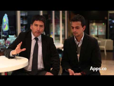 Ramón Heredia - Director eBanking News - Apps.co