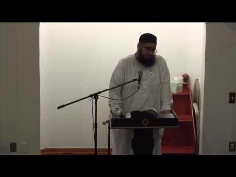Sheikh Mikaeel- Tafseer on 3/28/14