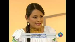 Mana Maymanda en Ecuador TV