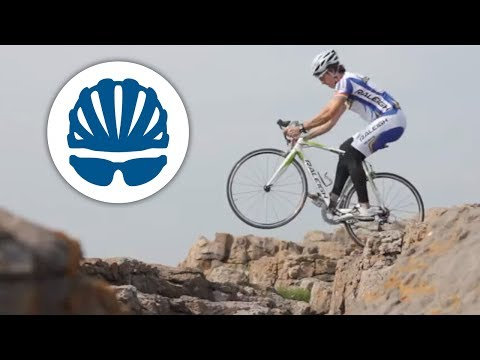Martyn Ashton - Amazing Road Bike Stunt Riding Music Videos