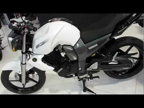yamaha FZ 16 2012 2013 video review colombia bogota medellin cali