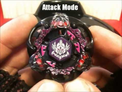Beyblade BB-80 Gravity Perseus AD145WD Review et Test