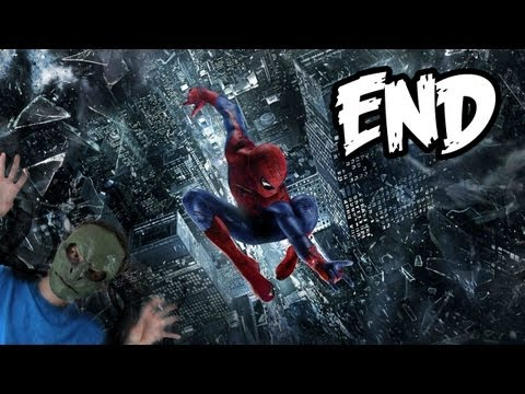 The Amazing Spiderman Gameplay Walkthrough - ENDING - LIZARD RETURNS!! (Xbox 360/PS3/PC [HD]