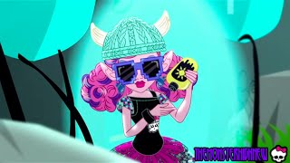 Monster High - T06xE04 - Viaje Escalofriante - primera parte