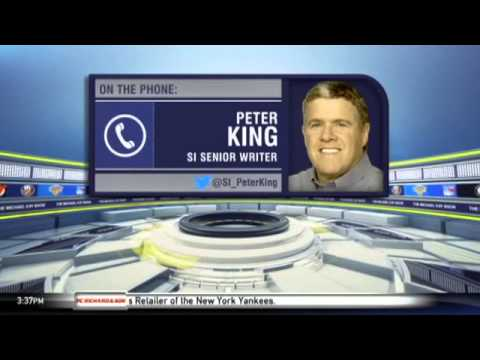 Peter King previews the 2014 NFL season - The Michael Kay Show