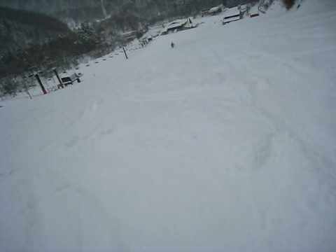 2009/1/12 岐阜県 平湯温泉スキー場