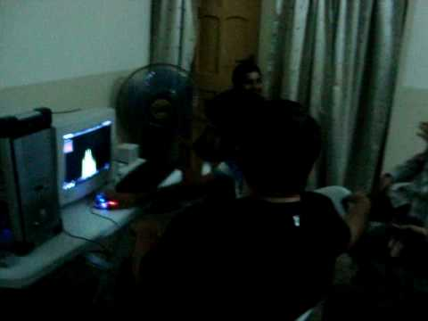 Arslan Khan Dj`s Of Jhelum At Umer Hafeez Home video