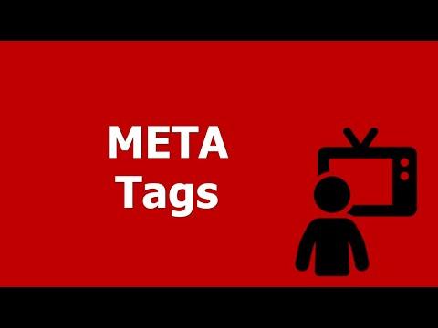 The Major META Tags for SEO - Title, Meta Description, and Keywords Tag