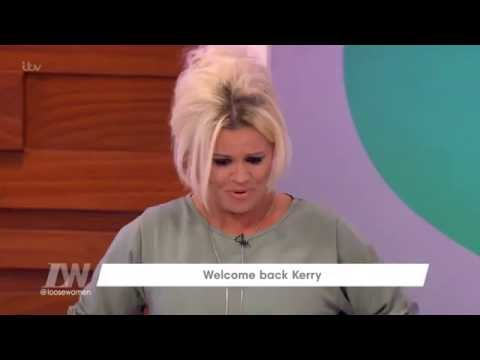Kerry Katona Is Back! | Loose Women