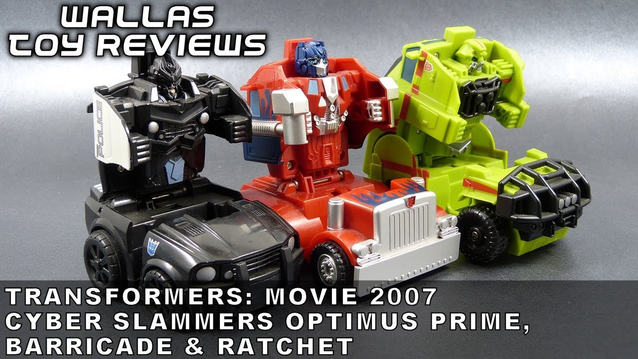 Ratchet transformers the movie