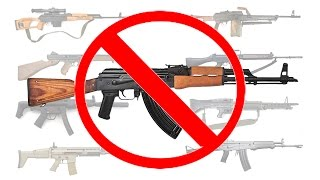 Why the AK-47 is banned in Canada