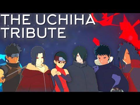 Uchiha All Final Forms Moveset+Combo+Awakening [Showcase] Naruto Shippuden Ultimate Ninja Storm 4