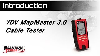 VDV MapMaster 3.0 Video