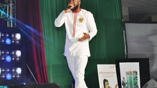Trigmatic - Performance @ Ovation Red Carol & Awards Night 2014 | GhanaMusic.com Video