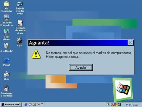 windows mexicano