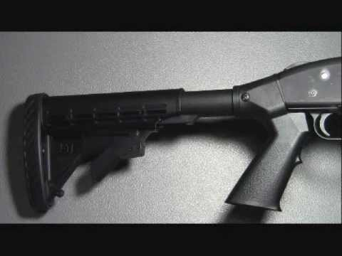 ATI Pistol Grip Shotgun Stock- Mossberg. Maverick. Remington 870. Winchester