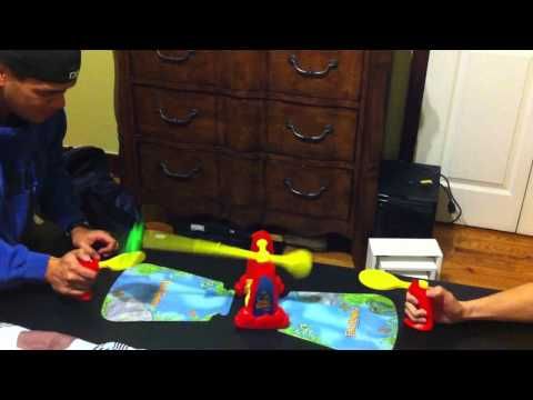 Master of the mini game  episode 11  milton bradleys frog tennis