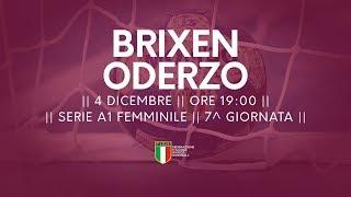 Serie A1F [7^]: Brixen - Oderzo 26-23
