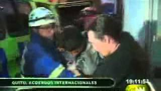 GRAVES INCIDENTES 30 S ECUADOR.wmv