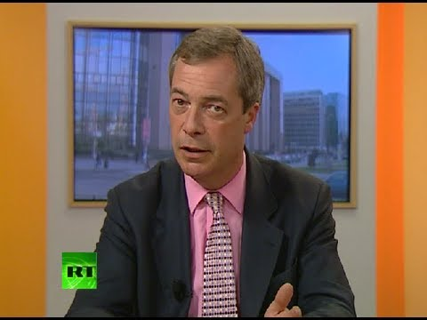 Nigel Farage: Van Rompuy, Barroso worst people in EU since 1945