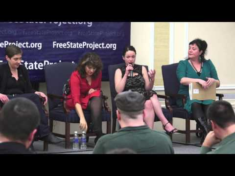 Naomi Wolf & Karen Straughan - Do We Need Feminism? @NHLF