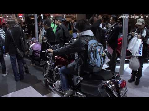 Honda CB1100 Tokyo Motorcycle Show 2010 : DigInfo
