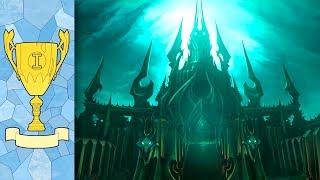 Самые величественные постройки вселенной Warcraft   Топ
