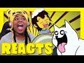 Undertale Flirting Route | Part 3 | SmashBits Animations Reaction | AyChristene Reacts