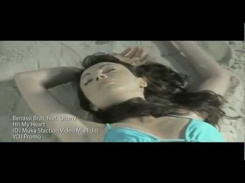 Benassi Bros. feat. Dhany - Hit My Heart (Sfaction 2K11 Mix)
