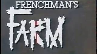 Frenchman's Farm (1987) - Rare Australian Thriller/Mystery film Ozploitation