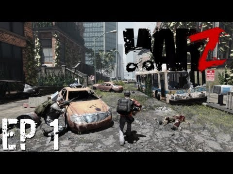 What is The War Z? Basic Info and Thoughts | Zombie FPSMMO | WarZ Gameplay