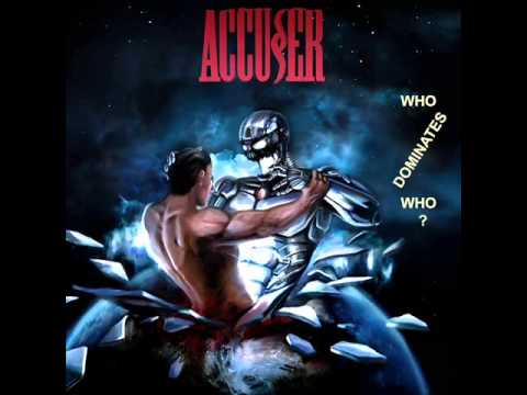 Accuser - Master of Disaster [2014 re-issued version]