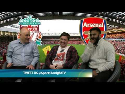 Liverpool vs Arsenal Martin Skrtel's Last Minute Goal