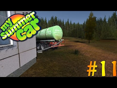 My Summer Car - SHITTY MONEY! #11