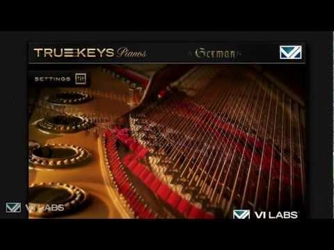 VI Labs - True Keys Pianos Preview