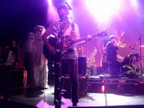 British Sea Power - Carrion + All In It (Live @ Shepherd's Bush Empire, London, 17/04/13)