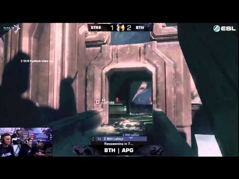 "The Master Chief Collection Launch Invitational: Finals BTH Vs. STR8 ""Game 3"""