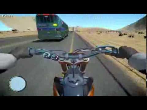Watch  gta iv honda crf 450 turbo motard nouveau son de cross Online Movies