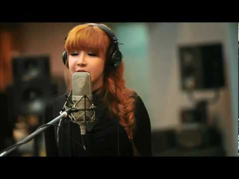 Park Bom (2NE1) - Don't Cry (full band version)