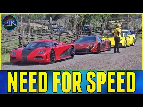 Forza 5 : Need For Speed Movie Cars Challenge (Live Stream)