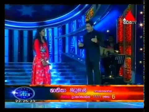 Shanika Madhumali - Pem Rella Negi -sirasa Super Star Season 03   Final 08   2010 02 13 video