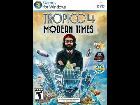 Tropico 4 скачать торрент (2012)