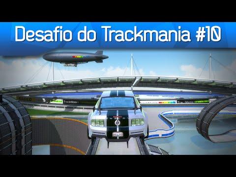 Desafio Trackmania #10 em 60 fps 1080p