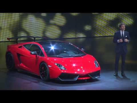 Super Trofeo Stradale unveil at VW Group Night – Frankfurt IAA 2011